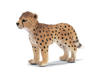 Schleich - Cheetah Cub - Earth Toys