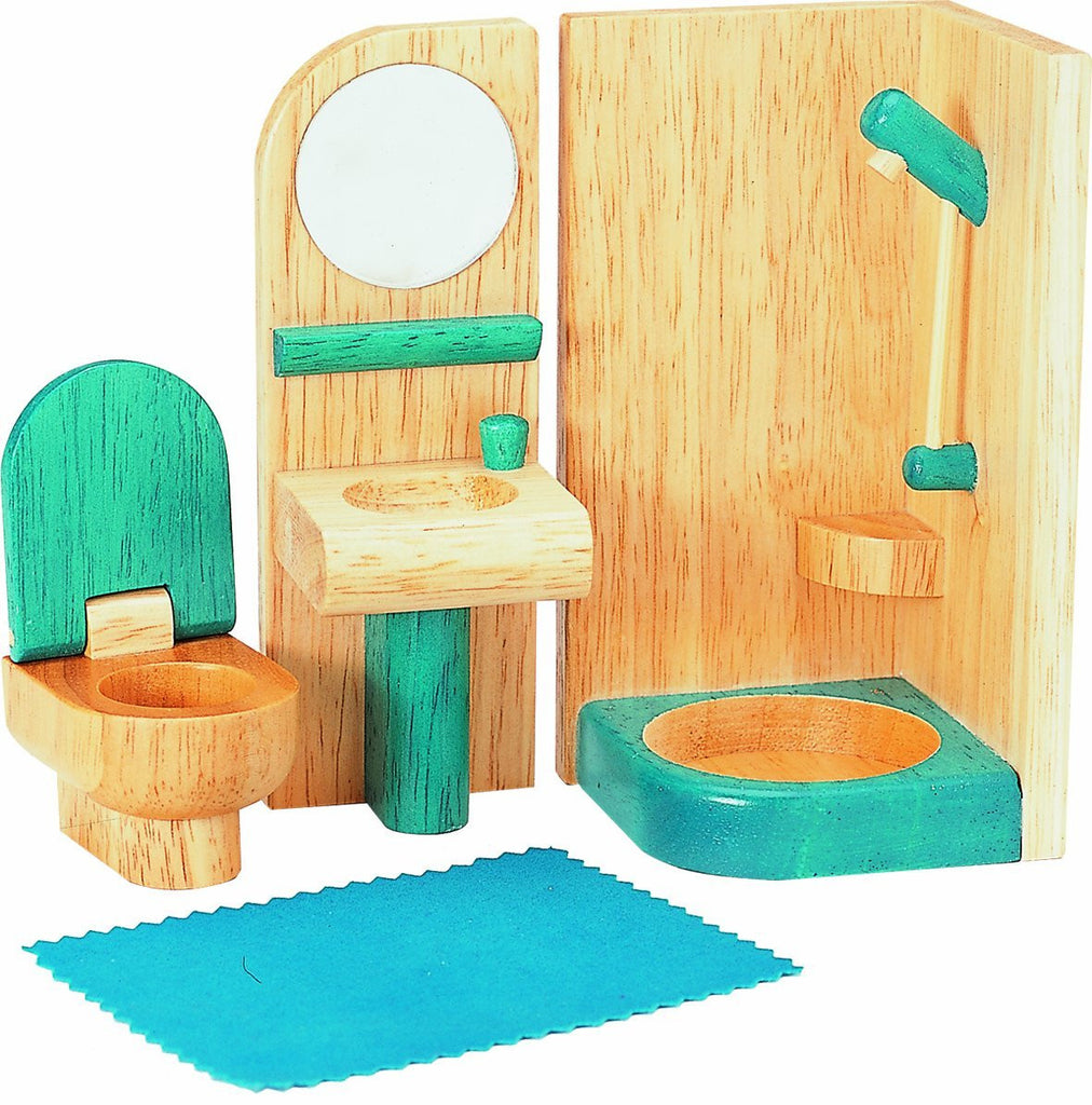Happy Home Wooden Doll House By Voila - Earth Toys - 6