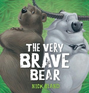 Very Brave Bear, The