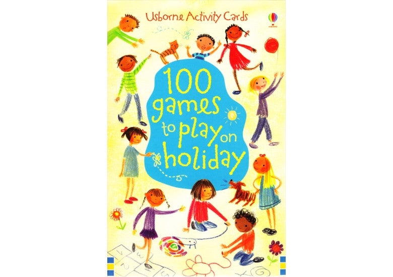 100 Games to play on Holiday - Earth Toys