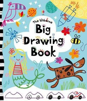 Big Drawing Book - Earth Toys