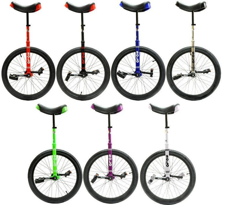 "DRS Solo Expert 20"" Unicycle - Earth Toys"