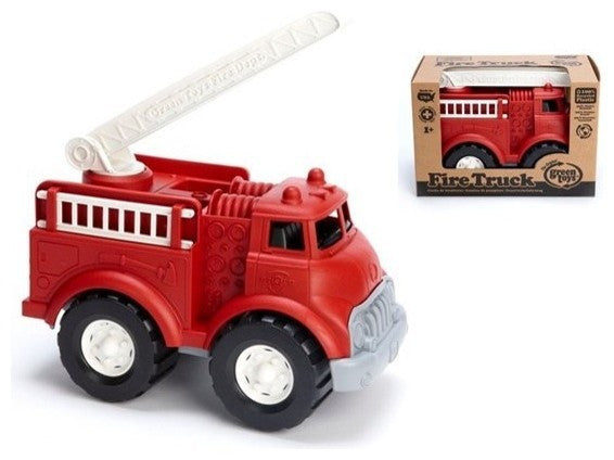 Green Toys - Fire Truck - Earth Toys - 1