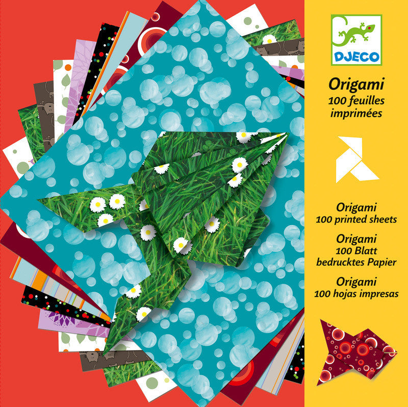 Origami Papers - Earth Toys - 1