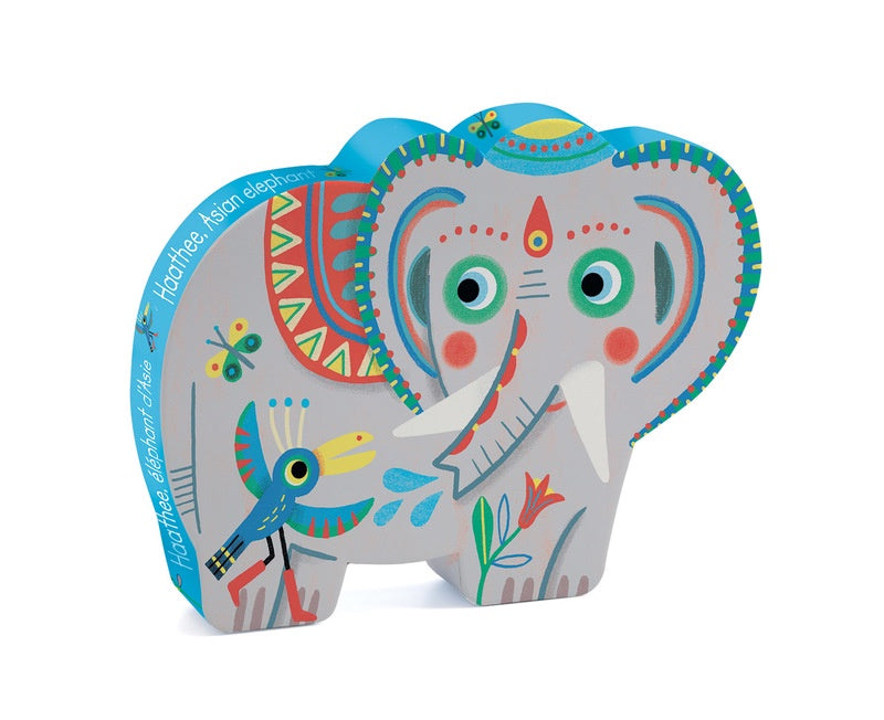 Haathee Asian Elephant-24pcs puzzle