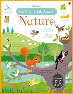 My First Book About Nature - Earth Toys
