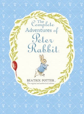 The Complete Adventures of Peter Rabbit Book - Earth Toys