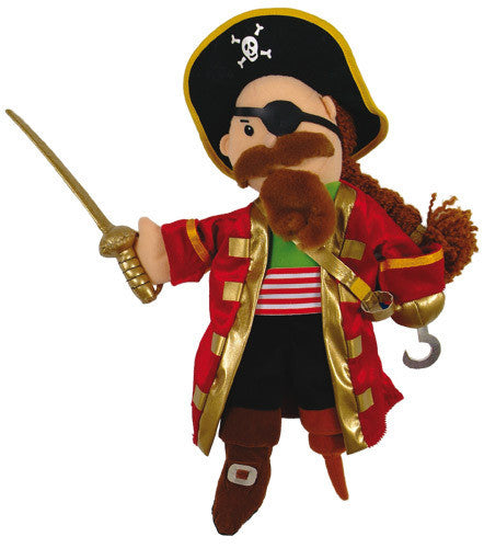 Fiesta Crafts - Pirate Hand Puppet - Earth Toys