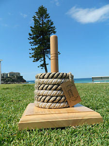 Classic Rope Quoits - Earth Toys - 2