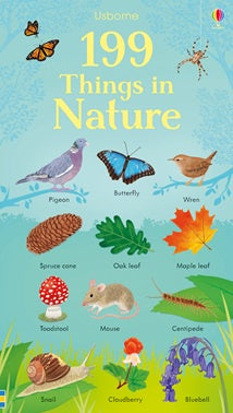 199 Things in Nature - Board Book