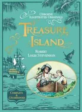 Treasure Island: Illustrated Originals