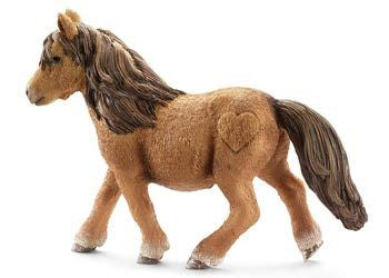Schleich - Shetland Pony Mare - Earth Toys