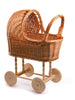 Classic Wicker Pram - Earth Toys - 1