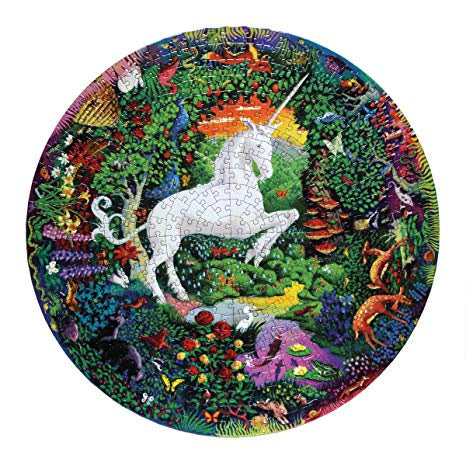 500 pc puzzle - Unicorn
