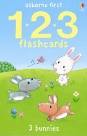 VERY FIRST FLASHCARDS: 123