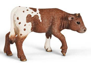 Schleich - Texas Longhorn Calf - Earth Toys