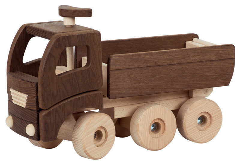 GOKI - Dump Truck Nature - Earth Toys - 1