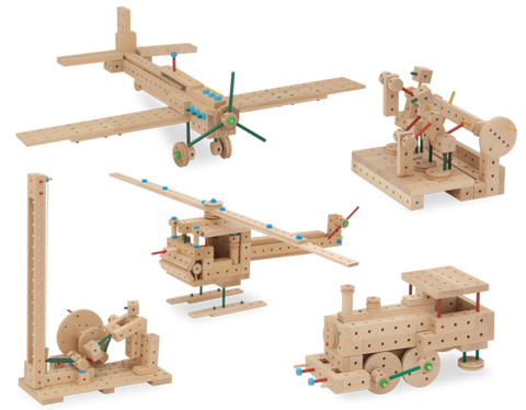 Matador Construction Sets - Classic