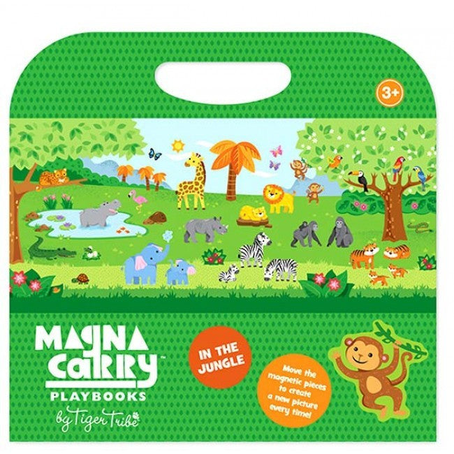 MagnaCarry - In the Jungle - Earth Toys - 1