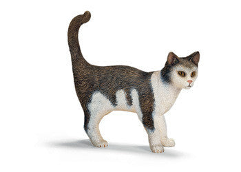 Schleich - Cat standing - Earth Toys