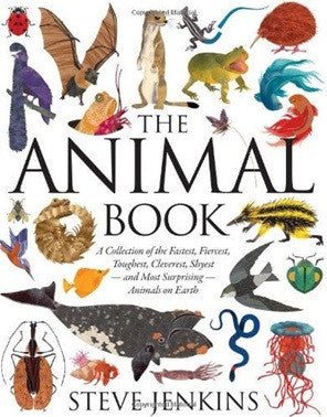 The Animal Book - Earth Toys