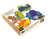 Petit Collage - Beginner Puzzle - Ocean Babies - Earth Toys - 1