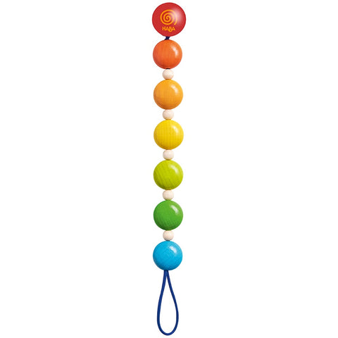 HABA - PACIFIER HOLDER COLOUR PLAY