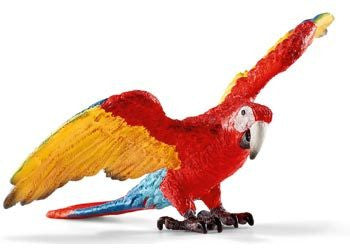 Schleich - Macaw - Earth Toys