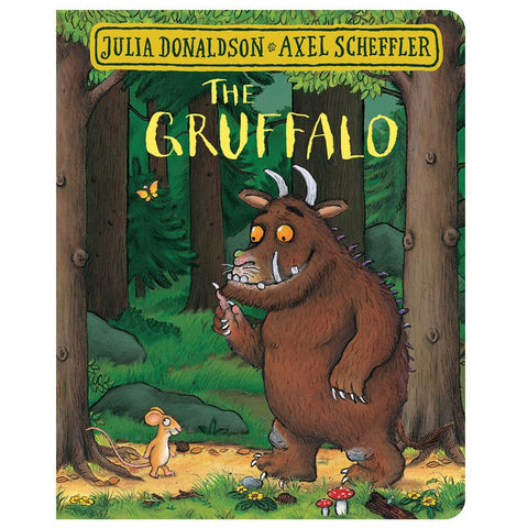 The Gruffalo Board Book