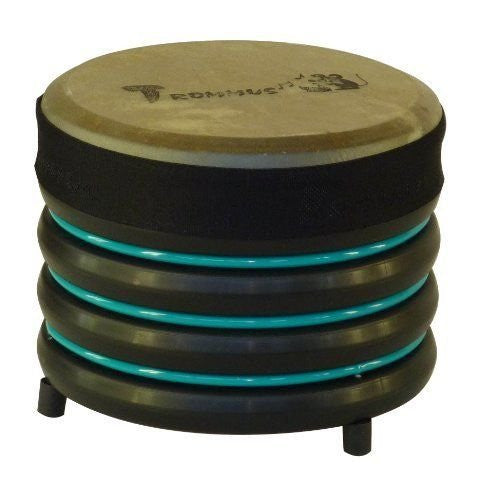 Trommus Drum 19 x 22 cm Turquoise - Earth Toys