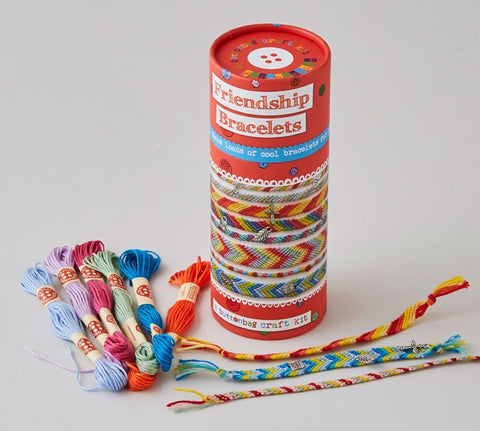 BUTTONBAG - FRIENDSHIP BRACELET MAKING KIT
