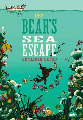 Bear's Sea Escape Book - Earth Toys
