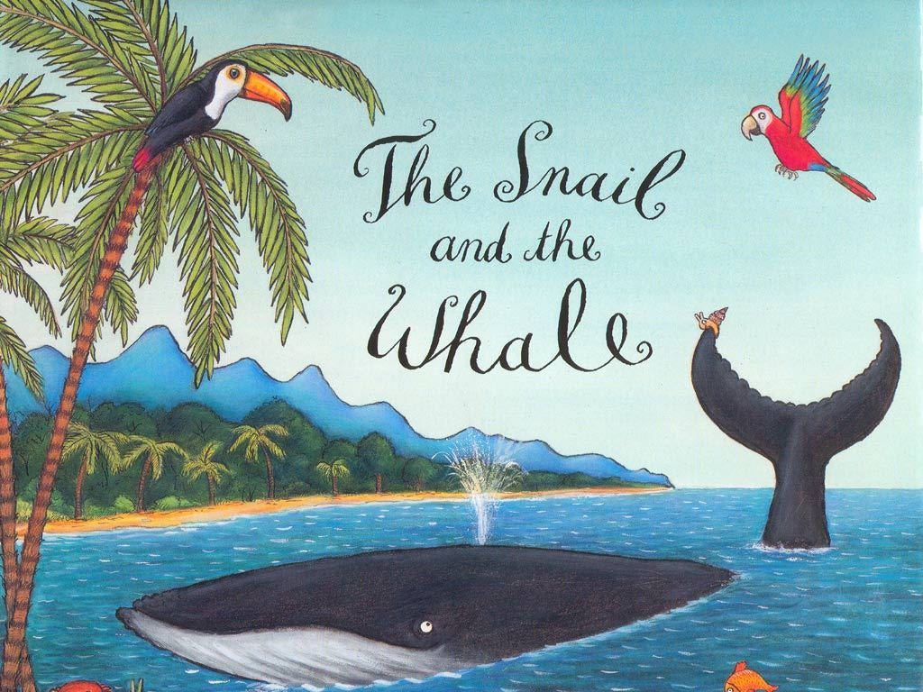The Snail & the Whale - Earth Toys - 1