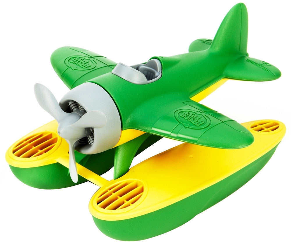 Green Toys Seaplane - Earth Toys - 1