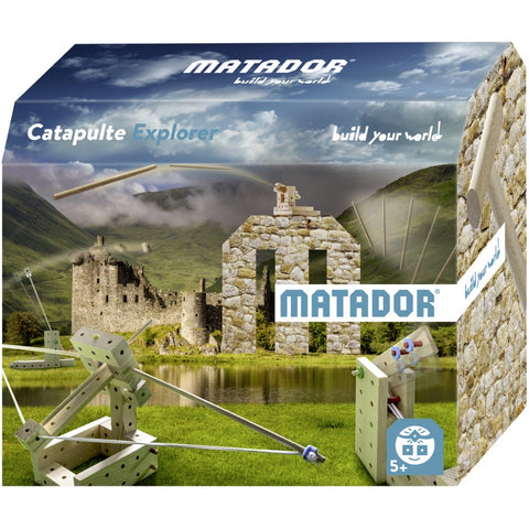 Matador Construction Kit - Catapult