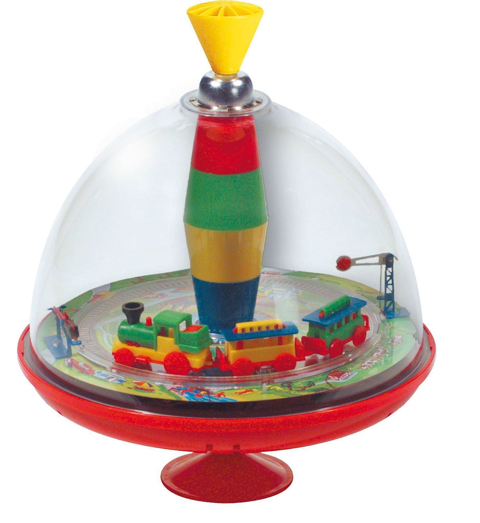 Train Spinning Top - Earth Toys