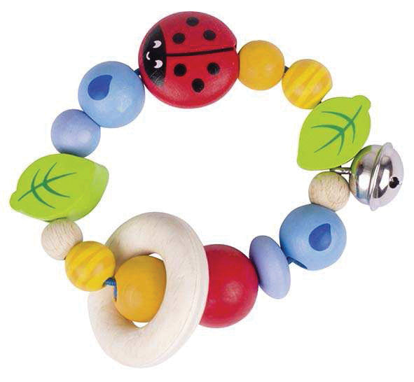 Heimess - Rattle Ladybird - Earth Toys