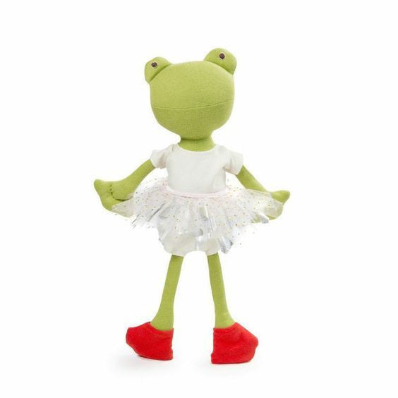 Ella Toad in Sparkle Tutu - Earth Toys - 1