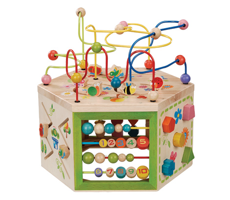 7 in 1 Garden Activity Centre