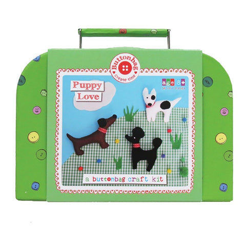 Puppy Love Sewing Kit