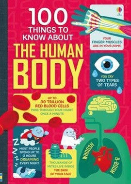 100 Things to Know About the Human Body - Earth Toys
