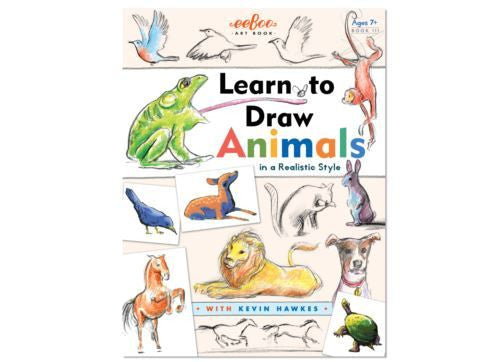 Learn to Draw Animals - Earth Toys - 1