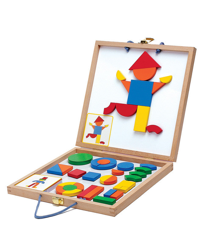 Geoform Magnetic Board - Earth Toys