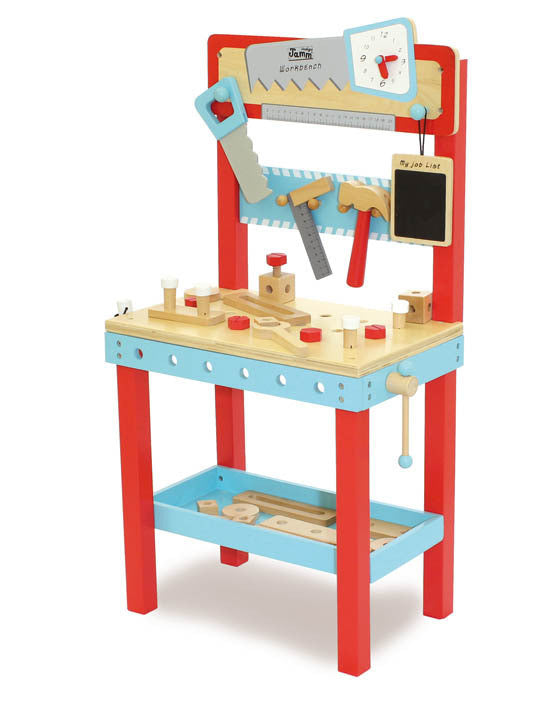 Little Carpenters Bench - Earth Toys