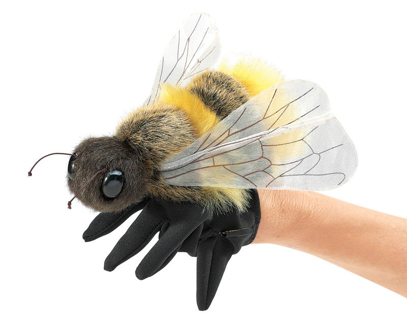 Honey Bee Puppet - Folkmanis