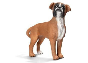 Schleich - Boxer Female - Earth Toys