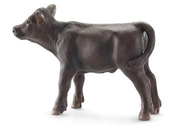 Schleich - Black Angus Calf - Earth Toys