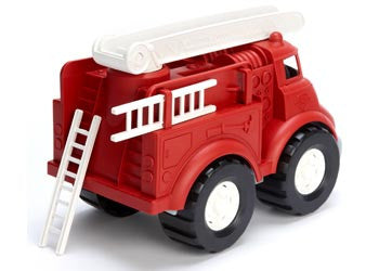Green Toys - Fire Truck - Earth Toys - 3