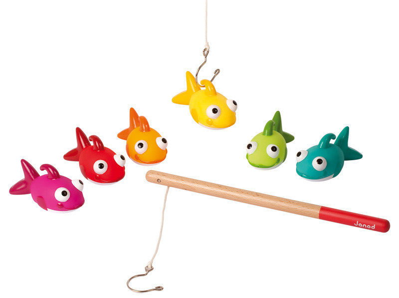 Fishy Fishing Game - Earth Toys - 2