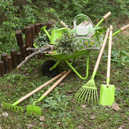 EverEarth - Garden Bag with Tools - Earth Toys - 2
